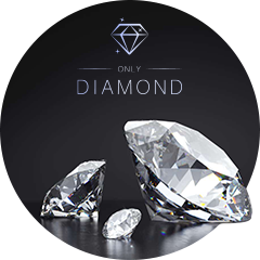 Landing page Only Diamond